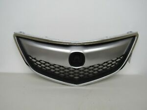 2013 2014 2015 Acura Rdx Front Grill Chrome After Market