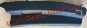 Dashboard Pad 89 91 Geo Metro Swift Convertible Gray Genuine Oe New