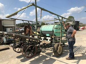 Holland Transplanter Hemp Tobacco 2 Row 3pt Planter