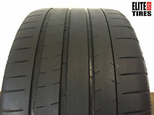 1 Michelin Pilot Super Sport P295 30zr20 295 30 20 Tire 5 75 6 75 32