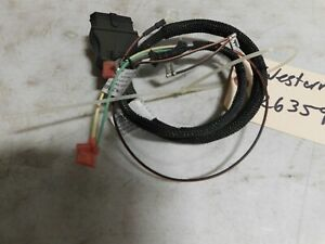 Western Plow Part 26359 Plow Control Harness 3 Pin