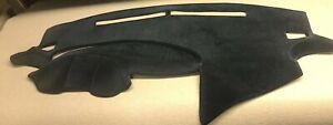 2010 2011 2012 2013 Mazda 3 Dash Cover Black Velour