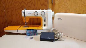 Brother Shangri la Sewing Machine Heavy Duty Upholstery Serviced Portable