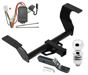 Trailer Tow Hitch For 2019 Subaru Forester Complete Package Wiring Kit