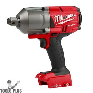 Milwaukee 2864 20 M18 Fuel One key 3 4 Impact W friction Ring bare Tool New