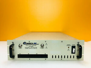 Comtech Pst Ar1929 20 1000 To 2000 Mhz Solid State Linear Rf Amplifier Tested