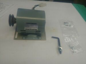 Brother Bas 416a Embroidery Machine Main Drive Motor S08089101