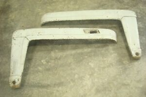 Ford 800 Tractor Side Hood Panels 600