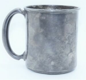 Antique Schofield Sterling Silver Baby Cup Mug