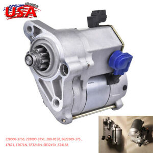 New Starter For Toyota Tacoma 4runner T100 Tundra Puckup Truck 3 4l 17671 524158