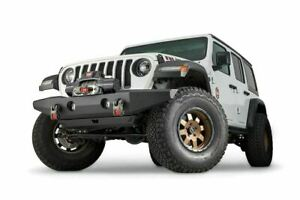 Warn Crawler Full width Front Bumper W out Tube