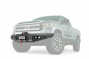 Warn Ascent Front Bumper For Toyota Tundra