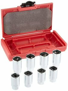 Stud Remover Set Sae Mm 8 Pc