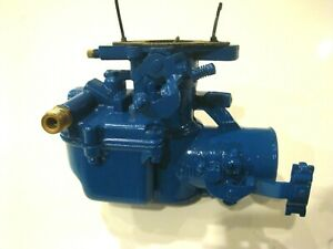 Remanufactured Ford Tractor Holley Oem C9nn9510a Carburetor 2000 3000 4000 W