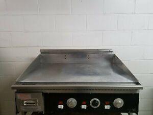 Keating Miraclean 36 x 24 Electric Flat Grill 208 230 Volts 1 Phase Tested