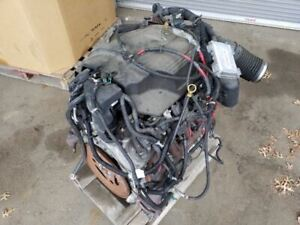 Engine Motor 6 2l L92 Drop Out With Accessories V8 Swap From 2007 Escalade