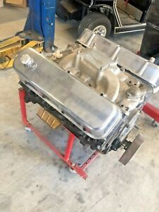 Used Gm Performance Parts Crate Engine Bbc 502 Ci 450hp