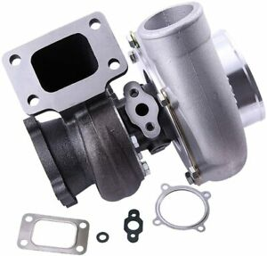 Gt35 Gt3582 Gt3540 T3 Ar 70 Ar 63 Float Bearing Turbo Charger 500hps Compressor