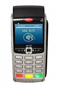 Used Ingenico Iwl255 Wireless Credit Card Terminal