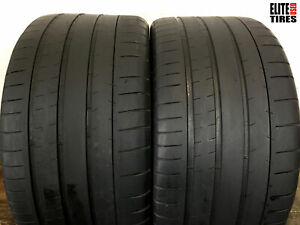 2 Michelin Pilot Super Sport P295 30zr20 295 30 20 Tire 5 5 6 5 32