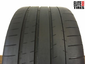 1 Michelin Pilot Super Sport P295 30zr20 295 30 20 Tire 5 5 6 75 32