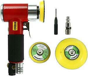 2 3 inch Mini Orbital Air Polisher Sander Tool For Auto Body Wood Work New