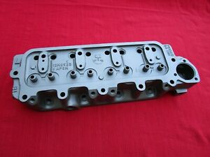 Reconditioned Rare Engine Big Valve Cylinder Head 12h2923 For Mgb No Lead Head