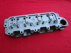 Reconditioned Rare Engine Big Valve Cylinder Head 12h2923 For Mgb Mgb Gt