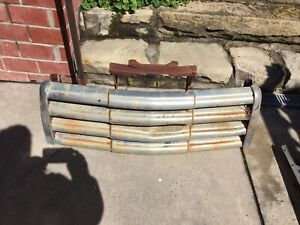 1947 1954 Gmc Pickup Grille 1948 1949 1950 1951 1952 1953 Original Chrome