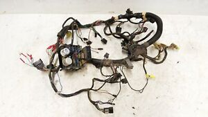 Jeep Wrangler Yj Dash Cluster Radio Heater Wiring Harness 1995 Fuse Box 95z