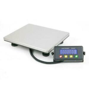 440lb 200kg 100g Digital Shipping Postal Scale Postage 5 Digits Lcd Display