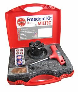 Mil tec Freedom Kit With 3 Face Mill Super Shear Geometry For Aluminum
