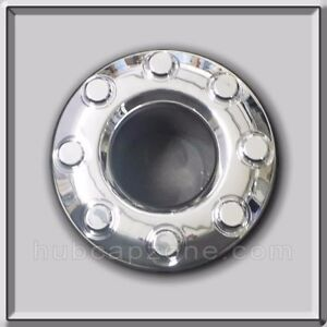 2005 18 Ford F 450 4x4 Chrome 8 Lug Center Cap Hubcap Fit Front Wheel For Dually