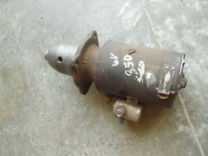 Interntional 350 300 Utility Tractor Ih Engine Motor Starter Drive 6v Assembly