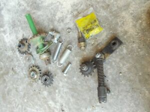 Jd John Deere Planter Parts Sprockets Sprocket Spring Springs Assortment Box
