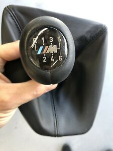 Bmw E60 M5 Oem Shift Knob And Boot Lighted