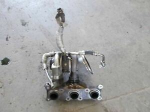 07 08 09 10 11 12 13 Bmw 335i E92 Rear Turbo Charger 3 0l Twin Turbo Coupe