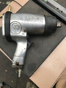 Chicago Pneumatic Cp772h 3 4 Drive Impact