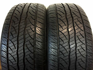 2 Dunlop Sp Sport 5000m P245 45r18 245 45 18 New Tires