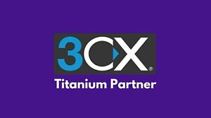 3cx Voip Cloud hosted Pbx with Two Line sip Service Included