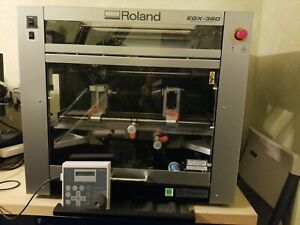 Roland Egx 360 Gift Engarver the Roland Egx 360 Engraving Machine Is The Ultimat