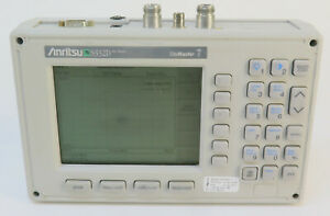 Anritsu S332d Site Master Cable And Antenna Analyzer Spectrum Analyzer B