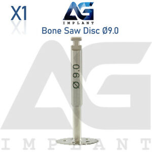 Saw Disc 9 0 Bone Widening Spreading Instrument Surgical Dental Implant