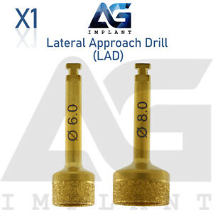 Lateral Approach Drill Sinus Lift 6 0 8 0 Instrument Surgical Dental Implant