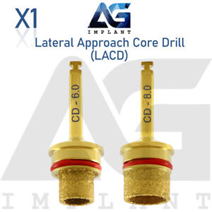 Lateral Approach Core Drill Sinus Lift 6 8mm Tool Surgical Dental Implant