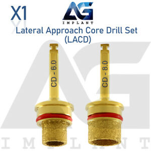 Lateral Approach Core Drill Sinus Lift Set Tool Surgical Dental Implant