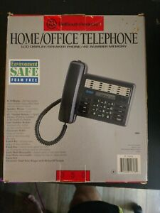 Vintage Bellsouth Home office 40 Auto Dial Memory Landline 350 Series New In Box