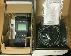 Linkpoint International Lp9000 Wireless Credit Card Terminal W Battery Charger
