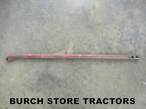Farmall 1 Point Fast Hitch Draft Link Tilt Bar 140 130 Super A 100 Tractors