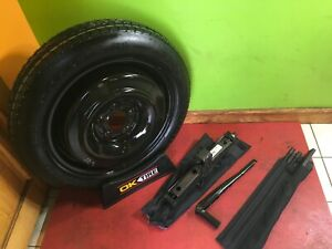 2014 2017 Dodge Caravan Chrysler Town And Country Compact Spare With Jack Kit
